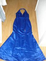 Foto 2 Sehr schönes langes blaues Abendkleid
