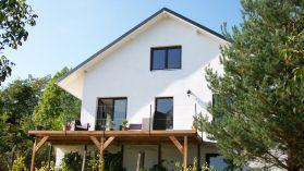 Foto 2 Sehr schon gelegenes Haus auf einem Weinberg Slowakei