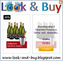 Sekt- & Wein- Paket -41% Rabatt solange Vorrat reicht