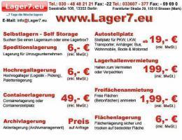 Außergewöhnlich Self Storage Berlin, Möbellagerung Berlin, Halle Berlin, Einlagern Berlin,  Autostellplatz Berlin, Lagerbox Mieten, Lagerboxen Berlin, Lagercontainer  Berlin