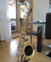 Foto 3 Selmer Tenor Saxophon Mark VII