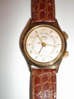 Seltener ORIS Armbandwecker ----- Oris Wrist Alarm