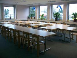 Seminar und Schulungsräume