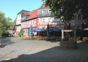 Seminarraum in Frankfurt für bis zu 10 Personen