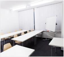 Seminarraum-Vermietung