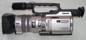 Semiproffesioneller Camcorder Sony VX-2000E