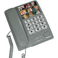 Seniorengerechtes Großtasten-Telefon