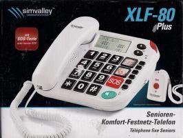 Seniorentelefon mit Funknotruf  69,00 EUR  (ohne mtl. Kosten)