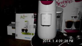 Senseo Kaffepadautomat mit Garantie DEZ.14
