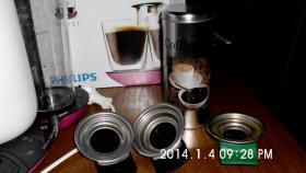 Foto 2 Senseo Kaffepadautomat mit Garantie DEZ.14