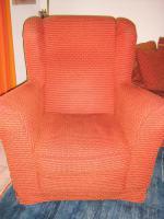 Sessel im Landhausstil groß