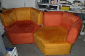Foto 2 Sessel mal ganz anders!