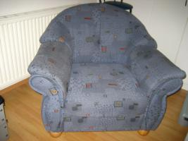 Sessel zum reinkuscheln
