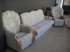 Foto 5 Set - Tisch+Stuhle Holz, Eßzimmermöbel