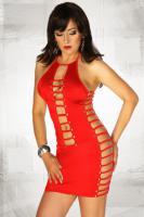 Sexy-Club-Kleid rot