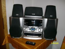Sharp 5.1 Midi Stereoanlage