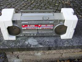 Sharp Kassettenradio