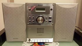 Sharp XL-S10H- CD Mini Audio Kompaktanlage