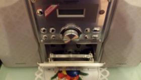 Foto 3 Sharp XL-S10H- CD Mini Audio Kompaktanlage