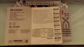 Foto 4 Sharp XL-S10H- CD Mini Audio Kompaktanlage