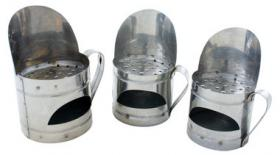 Shisha Kohlebehälter Wasserpfeife Tabak Zubehör Kohle