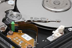 Sicher und vertraulich Festplatte Retten