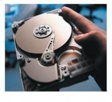 Sichere Datenrettung Festplatte