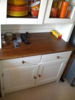 Foto 3 Sideboard 2 X  Regale 2 X   Kleider /Küchenschrank , Tisch  ( Ikea gebraucht)