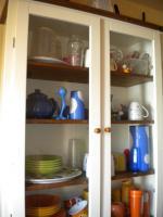 Foto 4 Sideboard 2 X  Regale 2 X   Kleider /Küchenschrank , Tisch  ( Ikea gebraucht)