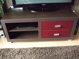 Foto 4 Sideboard Highboard Vitrine TV Unterschrank 2 Regale von Porta