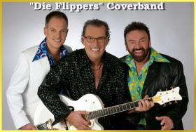 Die Flippers Coverband Header