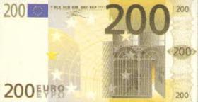 Sie bekommen 200 € geschenkt !!