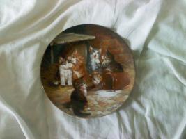 Foto 3 Sieben seltene Teller von Seltmann Weiden zu verkaufen!!!