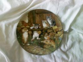 Foto 5 Sieben seltene Teller von Seltmann Weiden zu verkaufen!!!