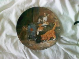 Foto 7 Sieben seltene Teller von Seltmann Weiden zu verkaufen!!!