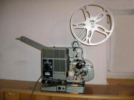 Siemens ,16mm Schmalfilmprojektor