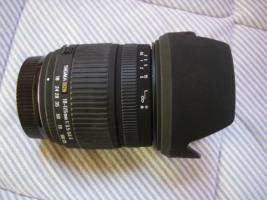 Sigma 18-125 DC für Nikon