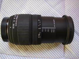 Foto 3 Sigma 18-125 DC für Nikon
