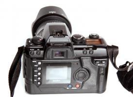 Foto 2 Sigma SD 10 Spiegelreflex. inkl. Sigma Zoom 28-105 mm Objektiv