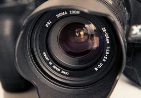 Foto 4 Sigma SD 10 Spiegelreflex. inkl. Sigma Zoom 28-105 mm Objektiv
