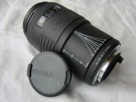 Sigma Zoom Objektiv