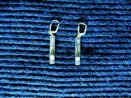 Foto 2 Silber/Gold Ohranhänger