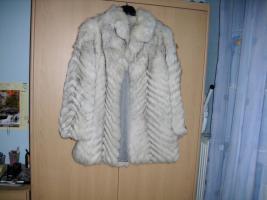 Silberfuchsjacke kuschelig warm und weich sehr gut erhalten Gr. 42 -44