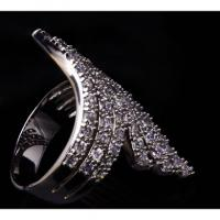 Foto 5 Silberring 925 Zirkonia höchste Qualität