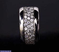 Foto 2 Silberring 925 Zirkonia höchste Qualität