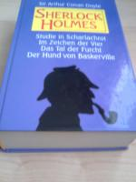 Sir Arthur Conan Doyle Titel: Sherlock Holmes. Sämtliche Romane in einem Band