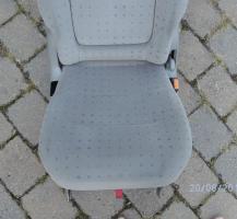 Foto 3 Sitz mit integriertem Kindersitz Sharan/ Galaxy/Alhambra