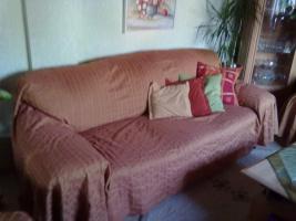 Foto 2 Sitzchouch 3-tlg. Farbe Lachs