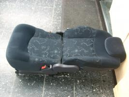 Foto 3 Sitze für Renault Espace JE  Bj.2002 dkl. blau