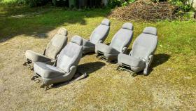 Sitze (hinten) für Ford Galaxy